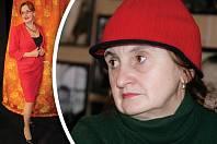 Eva Holubová proslula bojem s nadbytečnými kily.