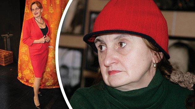 Eva Holubová proslula bojem snadbytečnými kily.