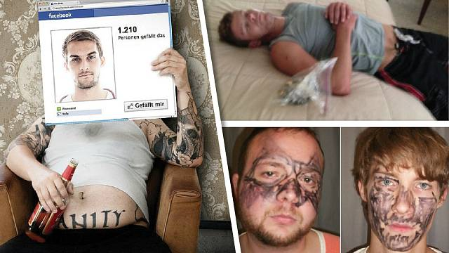 Zločin se může pokazit nečekanými způsoby...