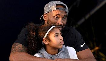 Kobe Bryant zemřel spolu se svou dcerou Giannou.