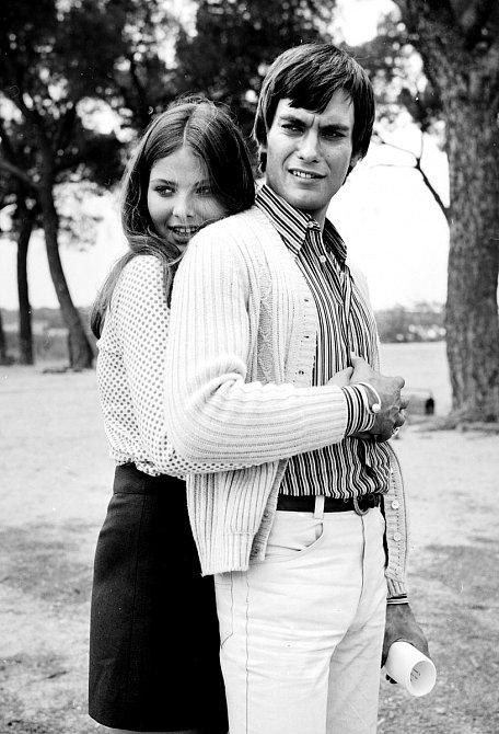 Zamilovala se hned doprvního hereckého kolegy Alessia Orana. Trvalo ale dlouho, než si ho vzala.
