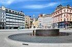 Trojúhelníkové náměstí Svobody