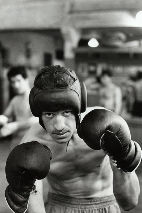 Nebýt nemoci, mohl být boxerem.