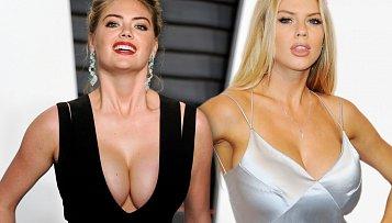 Dvě nesmiřitelné modelky v jeden večer soupeřily o pozornost!