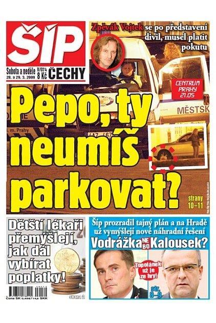 Titulka 28. 3. 2009