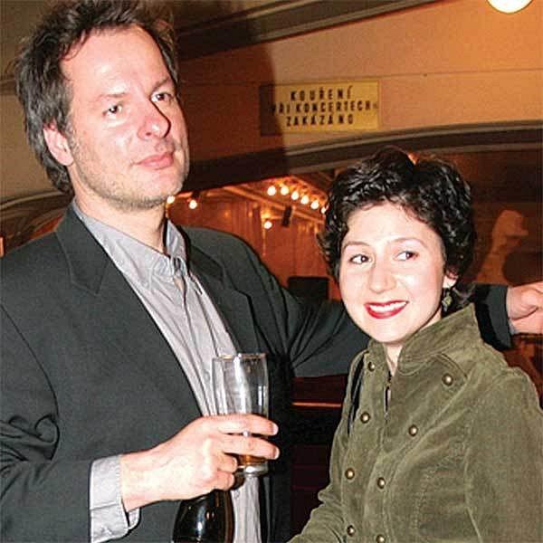 Martin Zbrožek a Marta Issová