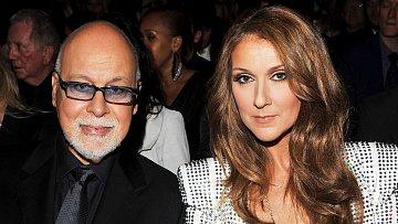 Céline Dion s manželem René Angélilem