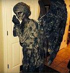 Dokonalá socha anděla, že?