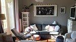 Nejútulnější část doma je obývací pokoj, kde nejvíce času tráví děti.