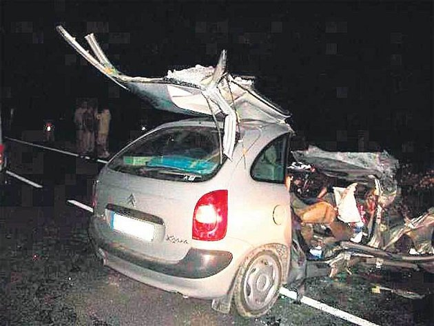 O Velikonocích policisté vyjížděli k 286 nehodám.