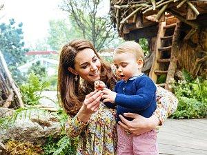 Kate Middleton a zlobivé děti