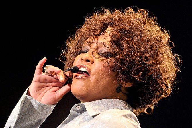 Whitney Houston ve Frankfurtu, 2010