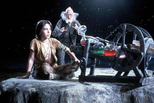 Filmové triky byly na roce 1984opravdu skvostné.