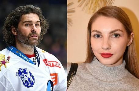 Jaromír a Pavlína Jágrovi