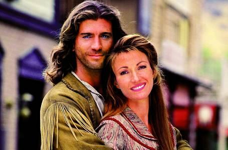 Joe Lando a Jane Seymour