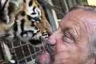 Joe divoká zvířata miloval.