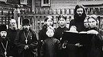 Rasputin s církevníky.