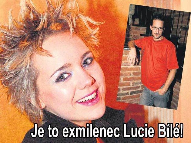 Lucie Vondráčková svého nového přítele Romana tají.