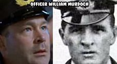 Člen posádky William Murdoch.