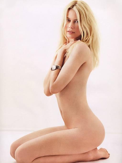 Claudia Schiffer chodila sDavidem šest let. Jejich vztah ale mnozí považovali jen za reklamní trik.