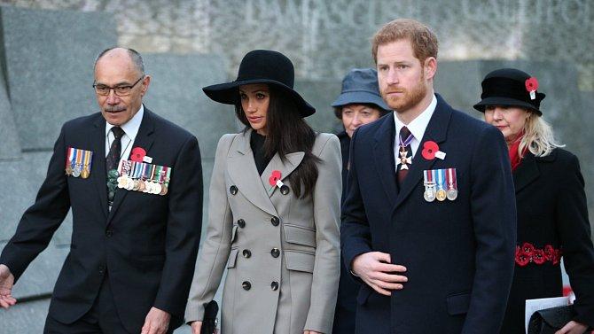 Královská rodina čelila obvinění z rasismu.