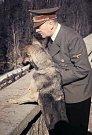 Německý ovčák Adolfa Hitlera. Zcela výjimečně se dá říct, že měl někoho opravdu rád.