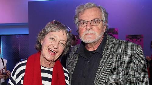 Nina Divíšková a Jan Kačer