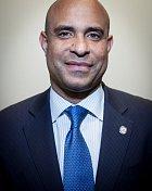 Haitský premiér Laurent Lamothe