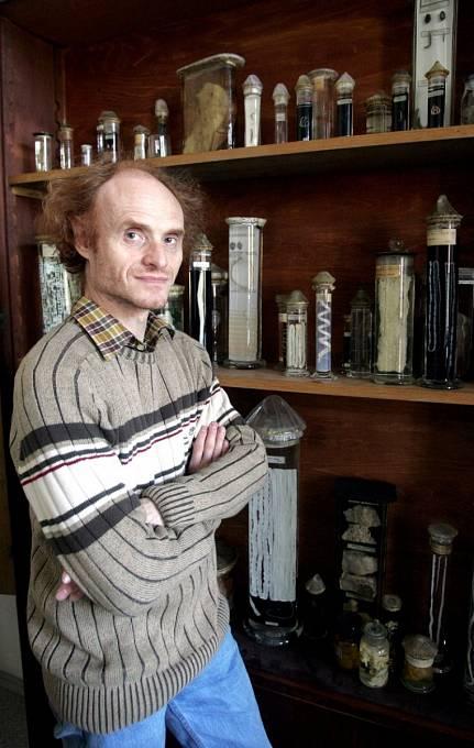 Biolog se letos chce nechat očkovat i proti klasické chřipce.
