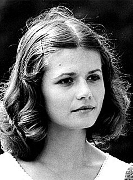 Krásná Ivana Andrlová