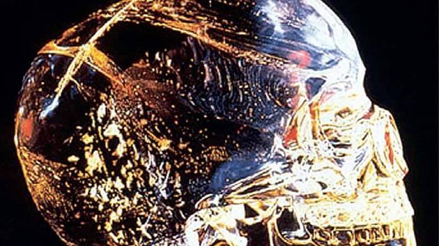 Křišťálová lebka z Akatoru
