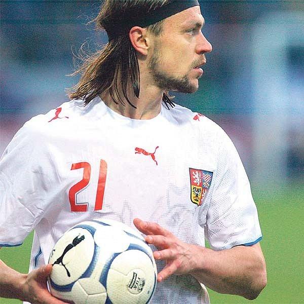 Nejen Tomáš Ujfaluši si nyní přeje, aby se do nároďáku vrátil kapitán Tomáš Rosický.