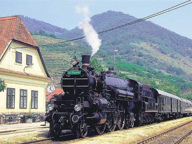 Unikátní vlak, kterým po Evropě cestoval císař František I.