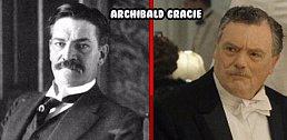 Archibald Gracie, člen týmu, který sestavil Titanic.