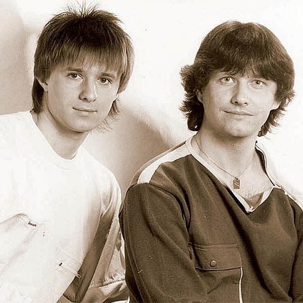 Petr Kotvald a Stanislav Hložek