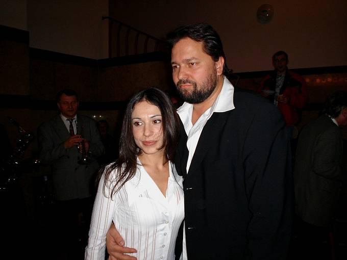 Michaela Kluklová exmanžel Jiří Pomeje
