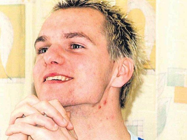 Poprvé od hrůzostrašného lednového pádu se Jan Mazoch včera objevil na veřejnosti.
