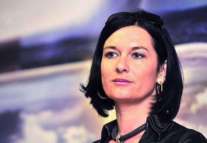 Partnerka Víta, Mirka Čejková