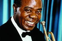Když se řekne Louis Armstrong, všem se hned vybaví trumpeta a jazz.