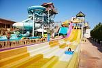 Pokud jste vybrali komplex s aquaparkem, budou děti šílet nadšením!