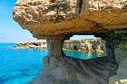 Řecký mys na jihovýchodním cípu ostrova je turisty často navštěvovaný.