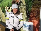 Mahulena Bočanová si užívala dovolenou na horách.