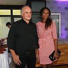 S partnerem Michaelem Kocábem