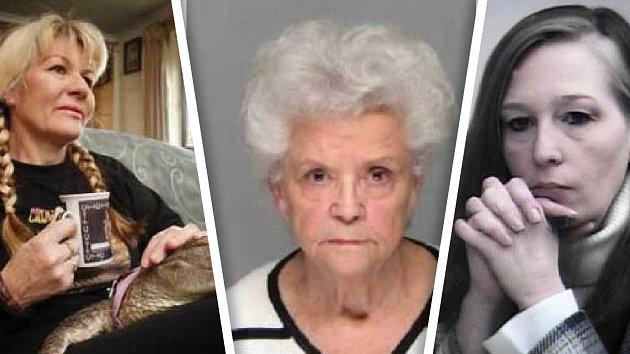 Tyhle ženy ukazují, že domácí násilí nemusí být jen doménou mužů.