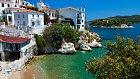 Skiathos patří mezi nejhezčí řecké ostrovy.