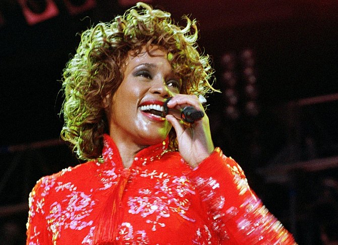 Whitney Houston, 1998