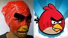 Když chcete cosplayovat Angry Birds, je to dost jednoduché.
