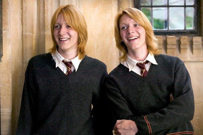 Parta herců z Harryho Pottera se prý stýká dodnes, jsou přátelé.