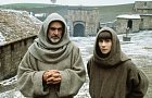 V mysteriózním filmu Jméno růže se Seanem Connerym