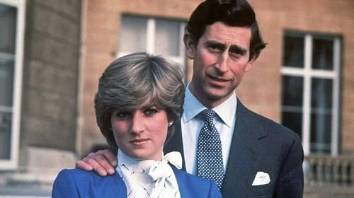 Princezna Diana, Princ Charles